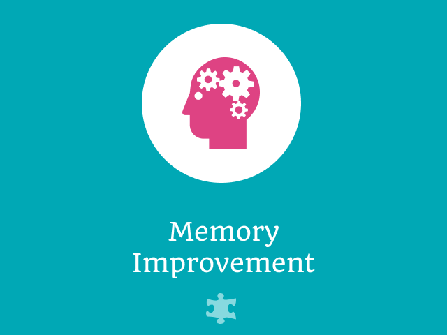 Puzzles Improve Your Memory