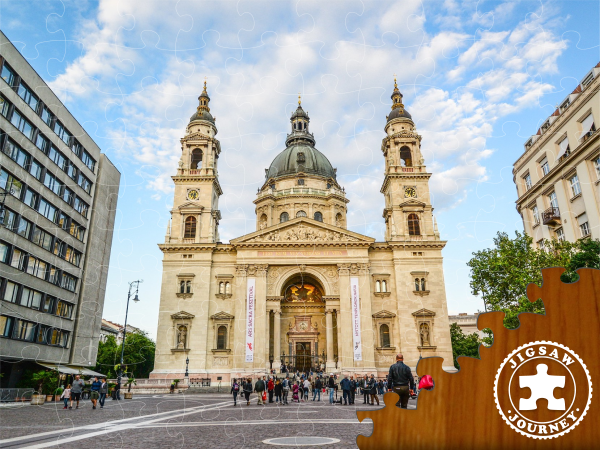 St. Stephen's Basilica - Budapest Puzzle Pack