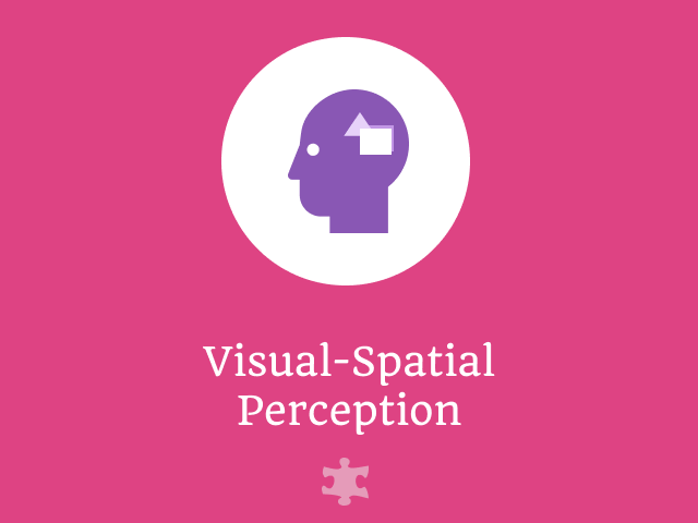 Puzzles Improve Your Visual Spatial Perception