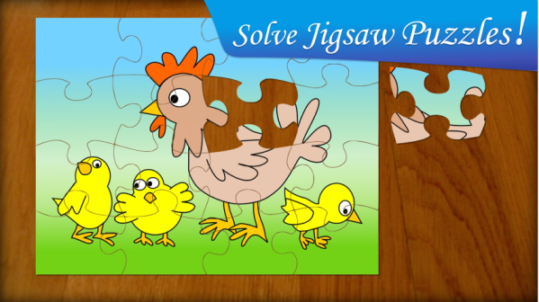 Play Jigsaw Puzzle Kids