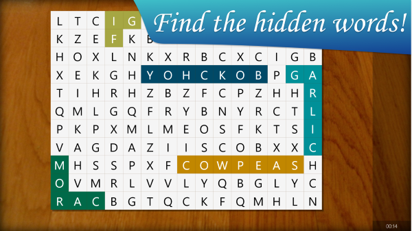 Word Search Master Find the hidden words